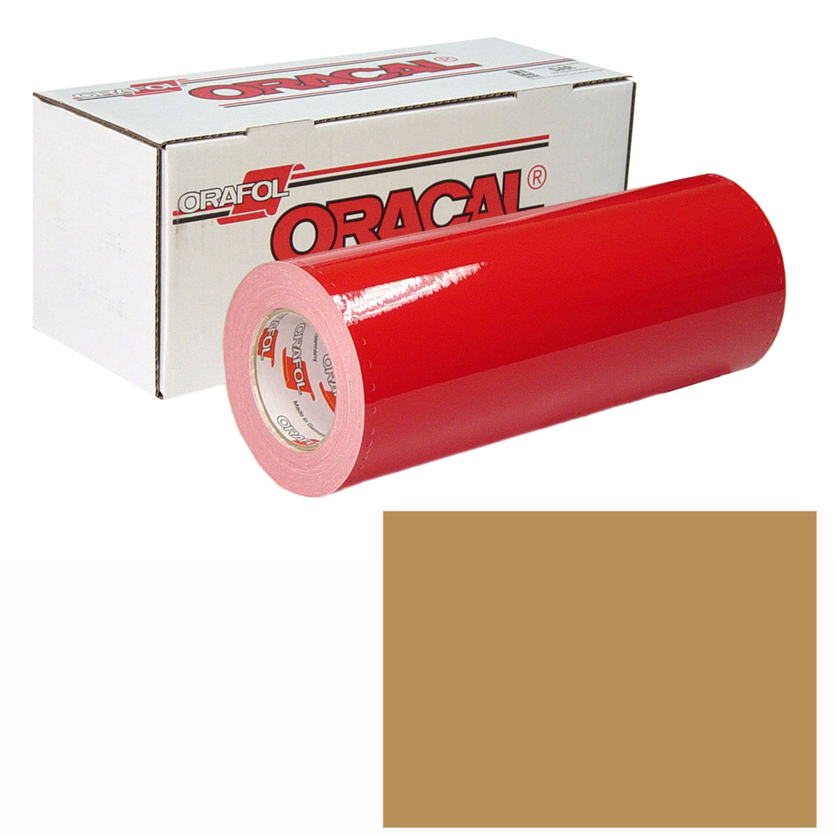 ORACAL 951M 15in X 50yd 925 Pale Gold