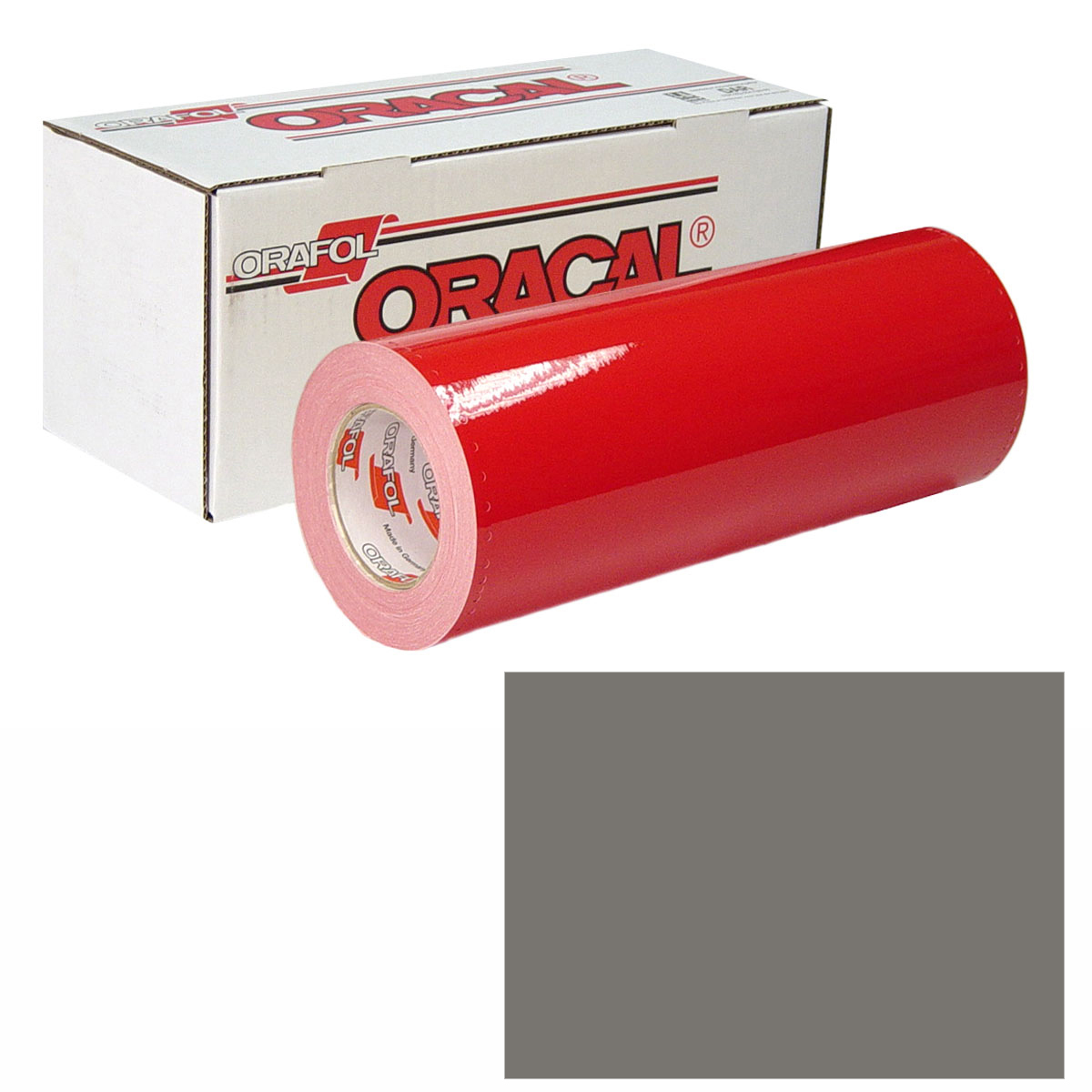 ORACAL 951M 15In X 50Yd 934 Zinc Metallic