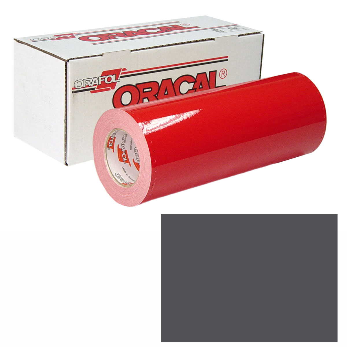 ORACAL 951M 15in X 50yd 937 Charcoal Met