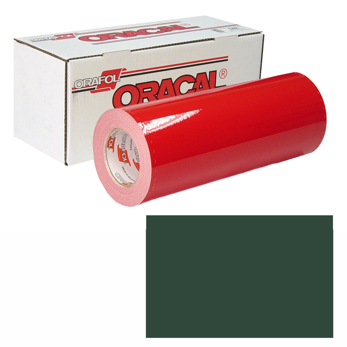 ORACAL 951M Unp 24in X 10yd 677 Fir Green