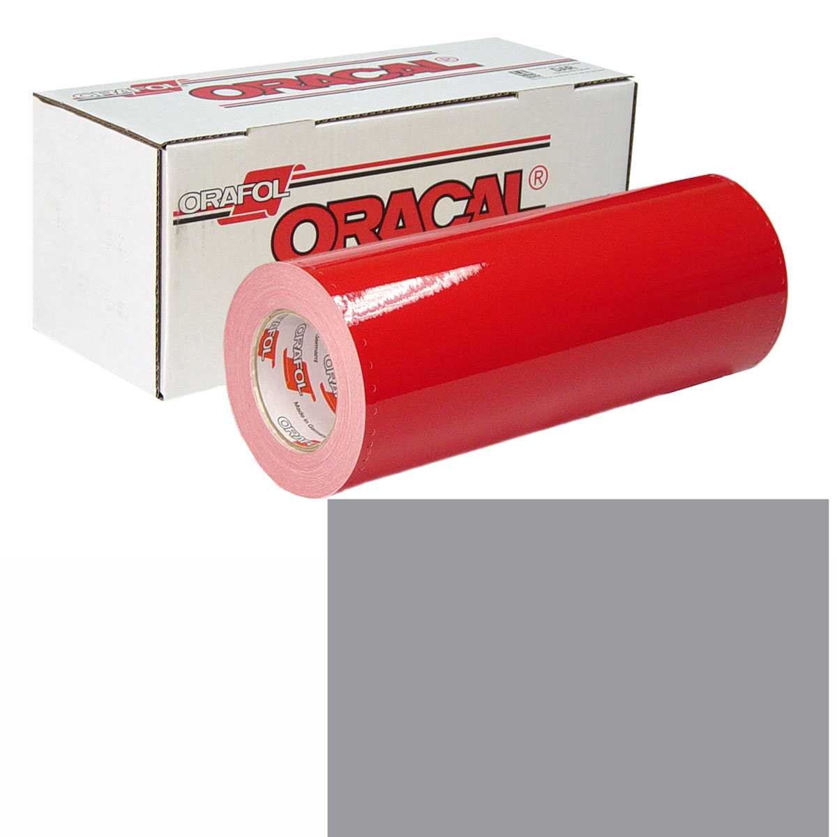 ORACAL 951M Unp 24in X 10yd 906 Silver Metal