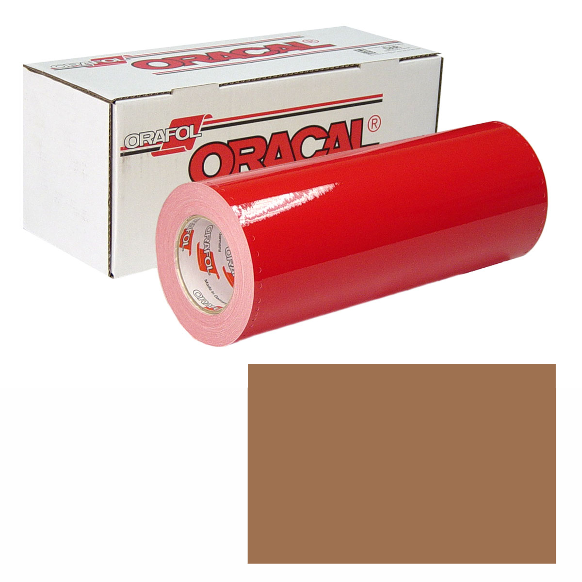 ORACAL 951M Unp 24in X 10yd 920 Bronze
