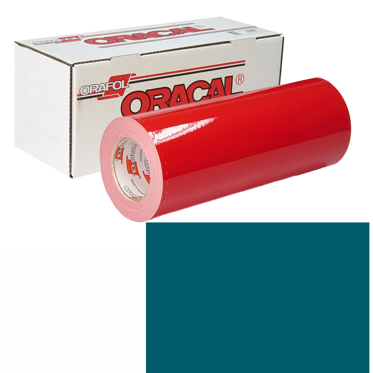 ORACAL 951M Unp 24in X 10yd 199 Turquoise Met