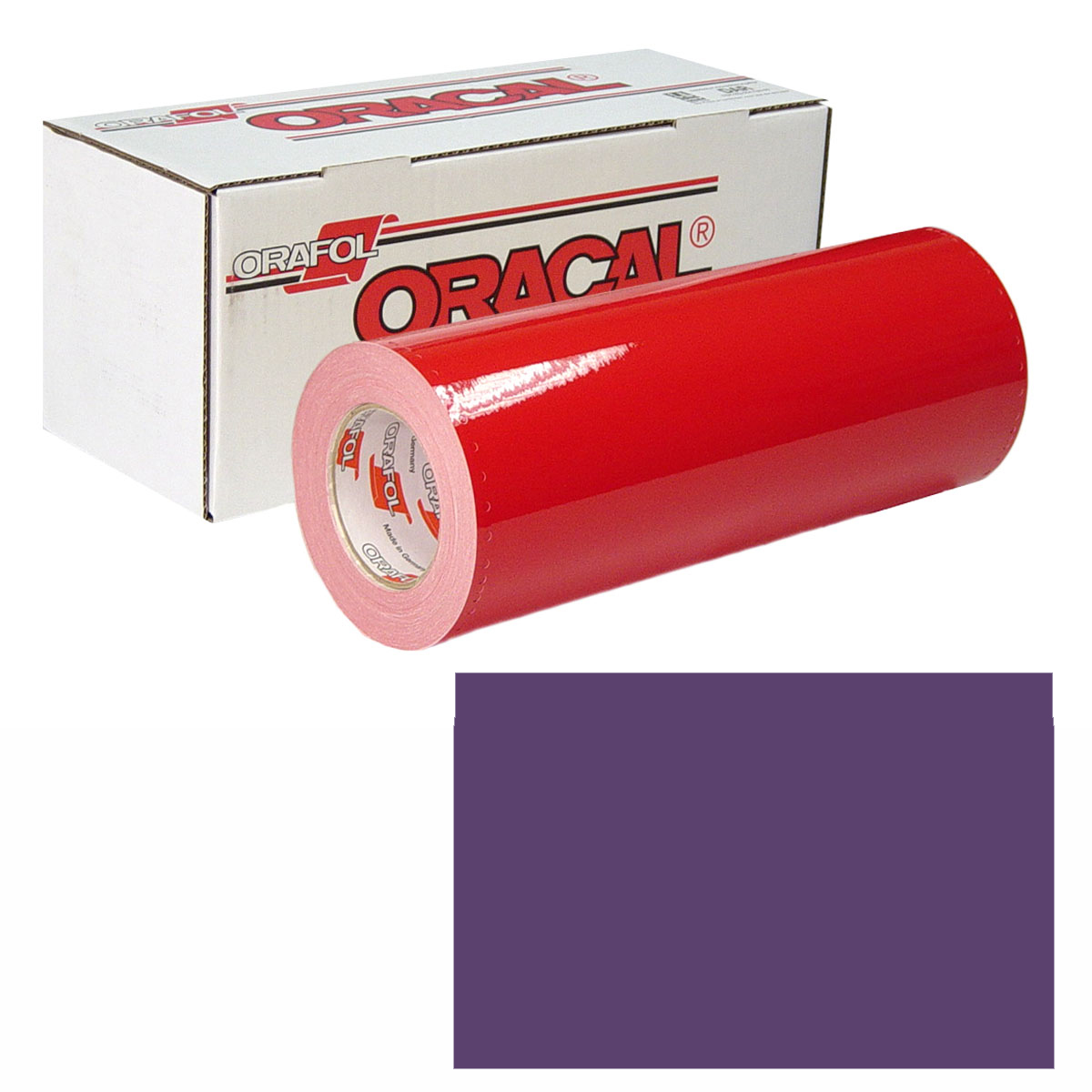 ORACAL 951M Unp 24In X 50Yd 406 Violet