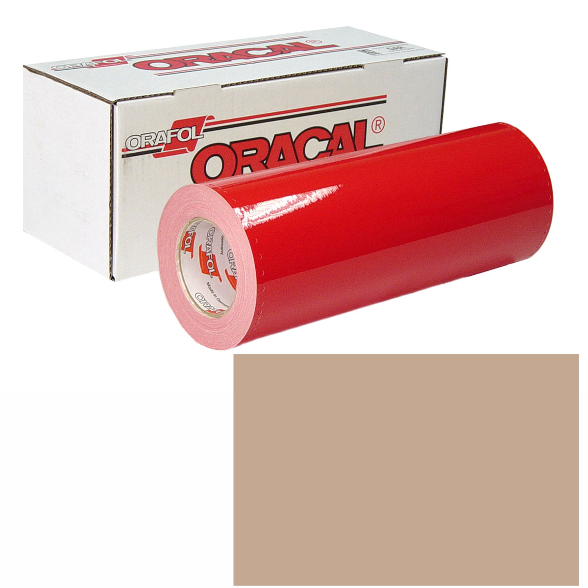 ORACAL 951M Unp 24In X 50Yd 922 Brass