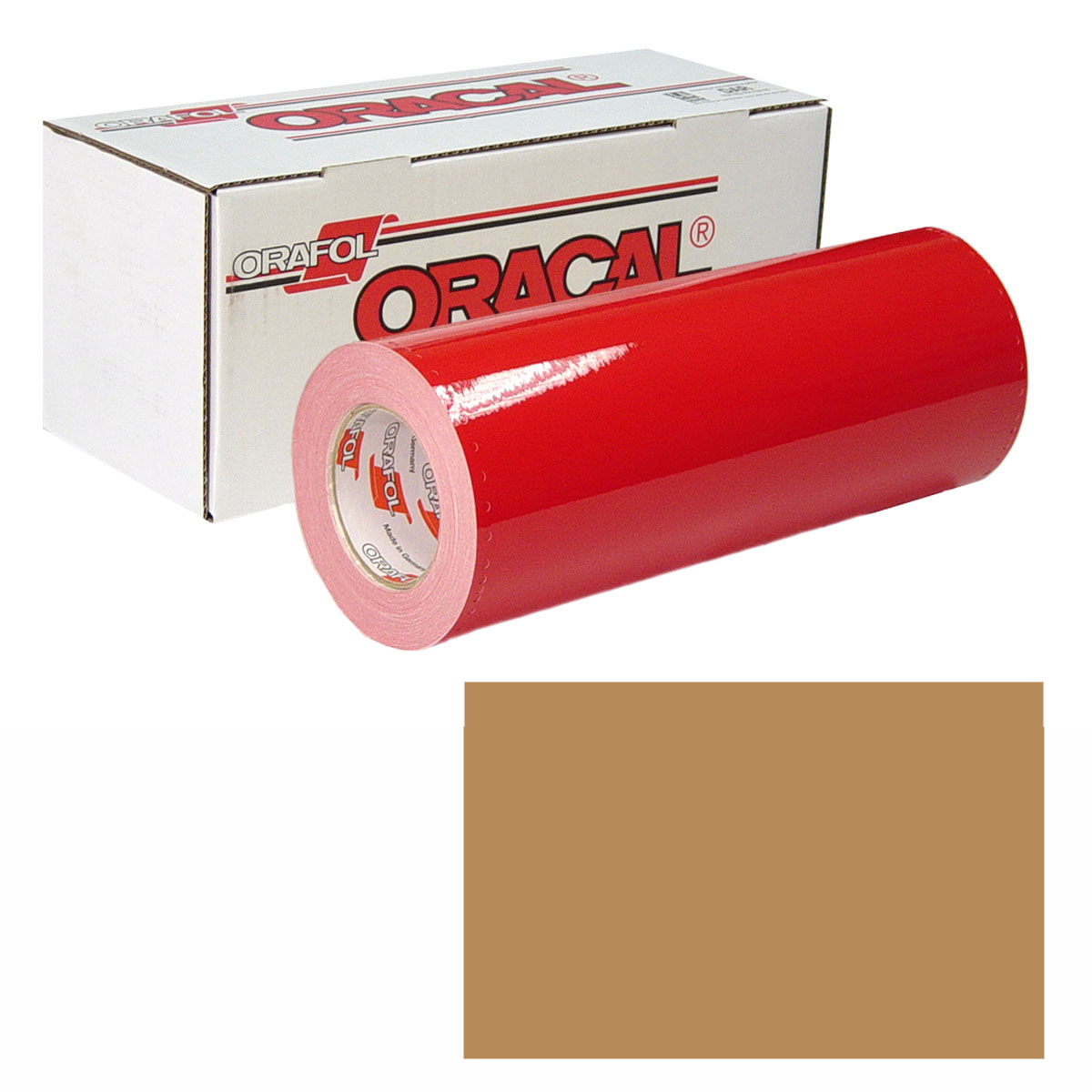 ORACAL 951M Unp 24in X 50yd 919 Gold Metallic