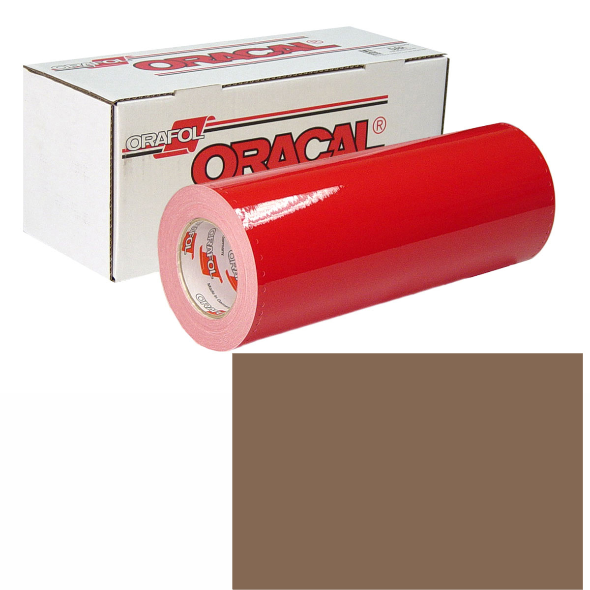 ORACAL 951M Unp 24In X 50Yd 921 Bronze Antiqu