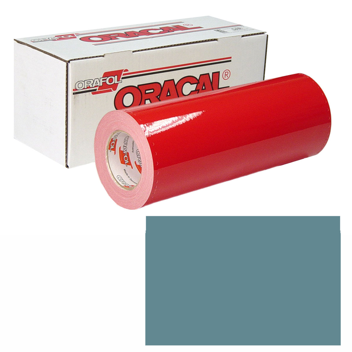 ORACAL 951M Unp 24in X 50yd 194 Blue Grey Met