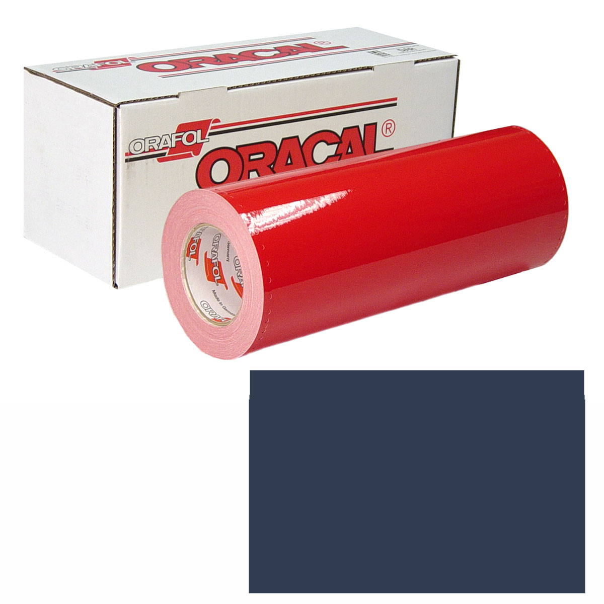 ORACAL 951M Unp 24In X 50Yd 193 Navy Metallic