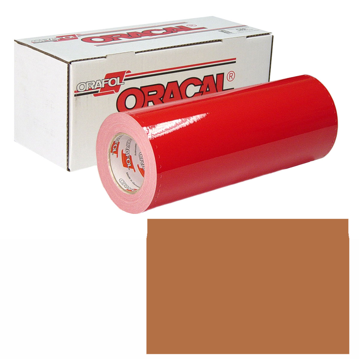ORACAL 951M 30in X 10yd 092 Copper