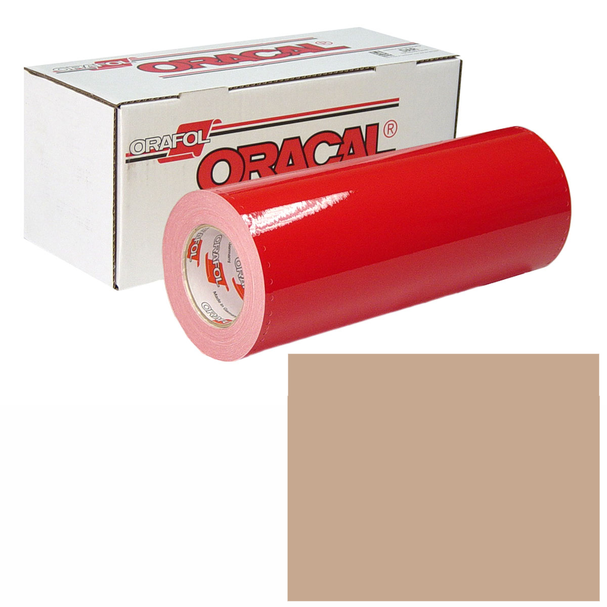 ORACAL 951M 30in X 10yd 922 Brass