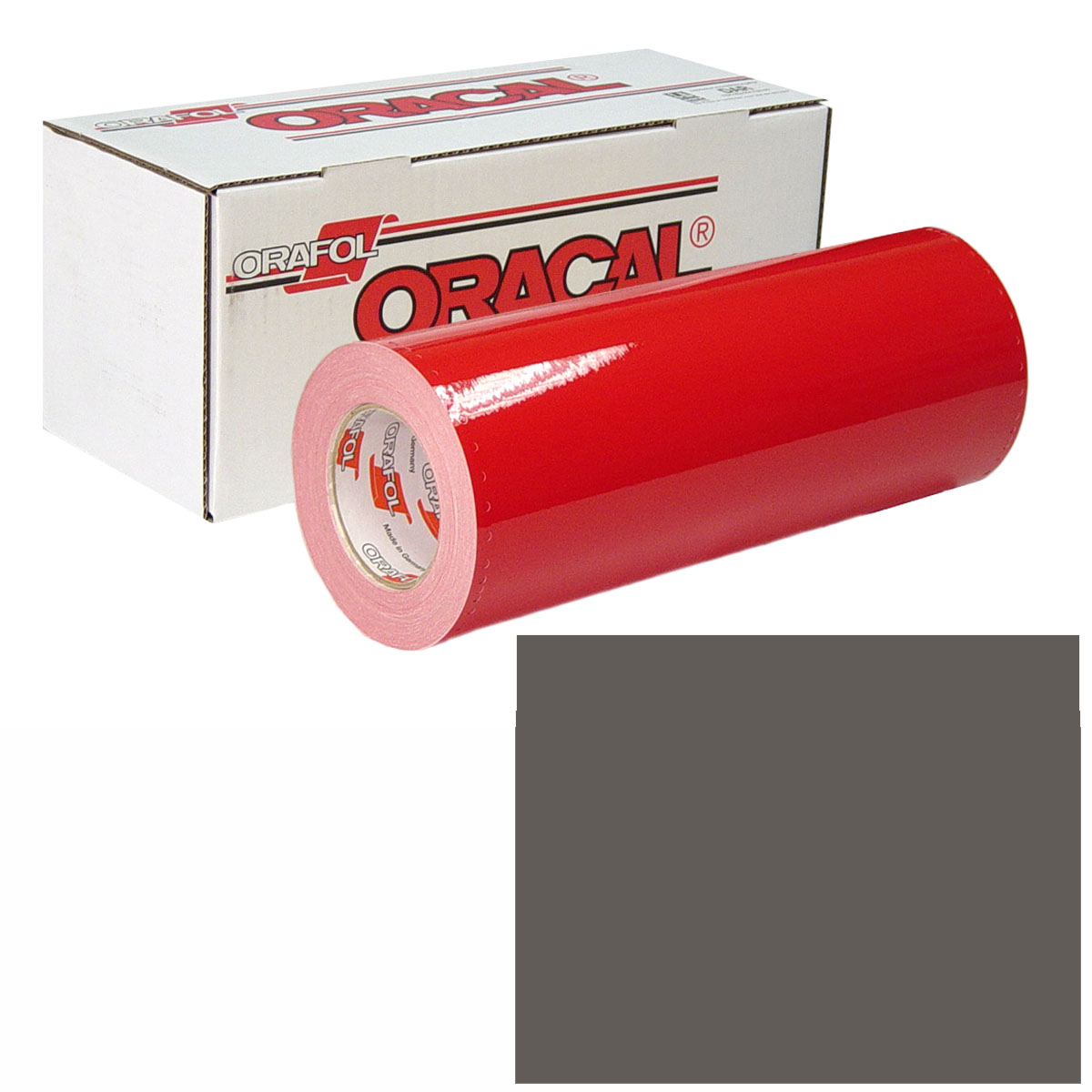 ORACAL 951M 30in X 10yd 934 Zinc Metallic