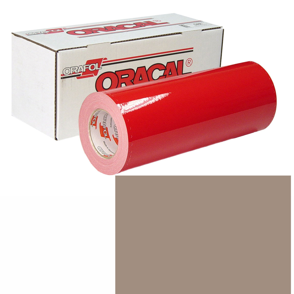 ORACAL 951M 30in X 10yd 923 Light Brown Met