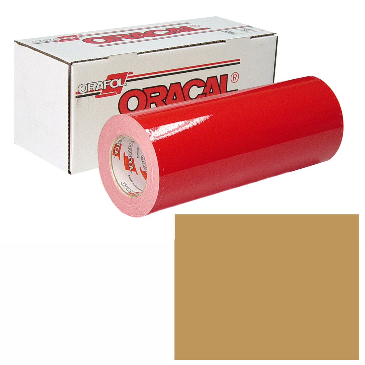 ORACAL 951M 30in X 50yd 925 Pale Gold