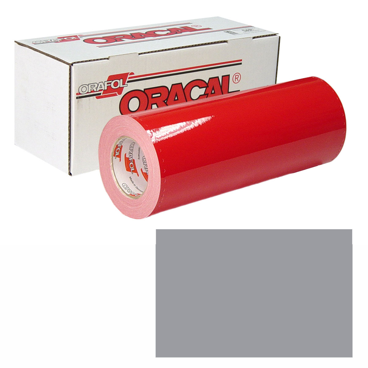 ORACAL 951M 30in X 50yd 906 Silver Metallic