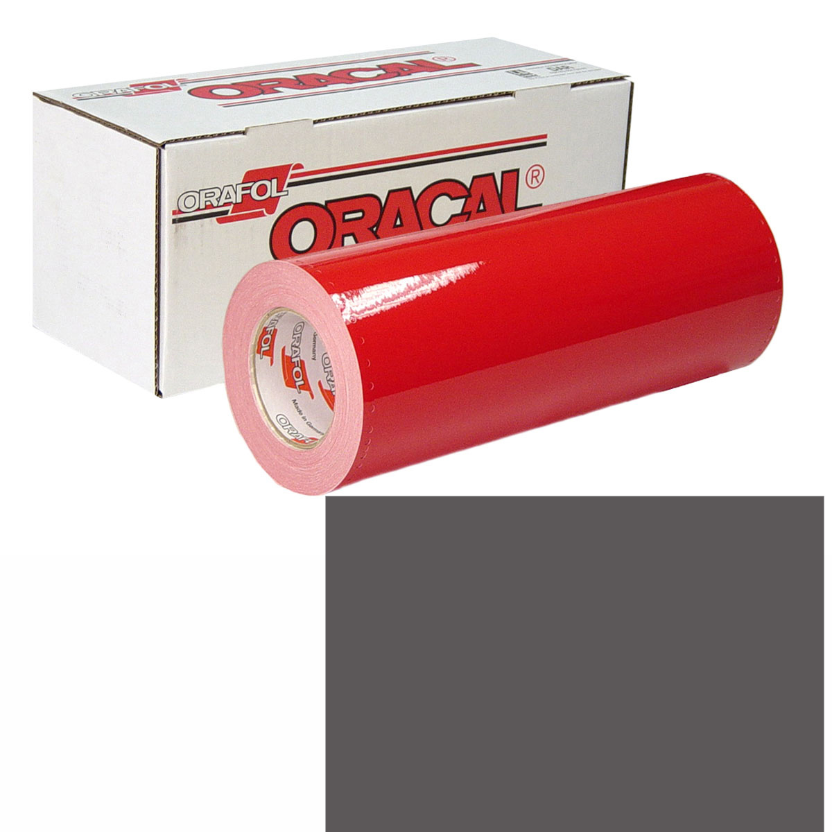 ORACAL 951M 30In X 50Yd 932 Graphite Met