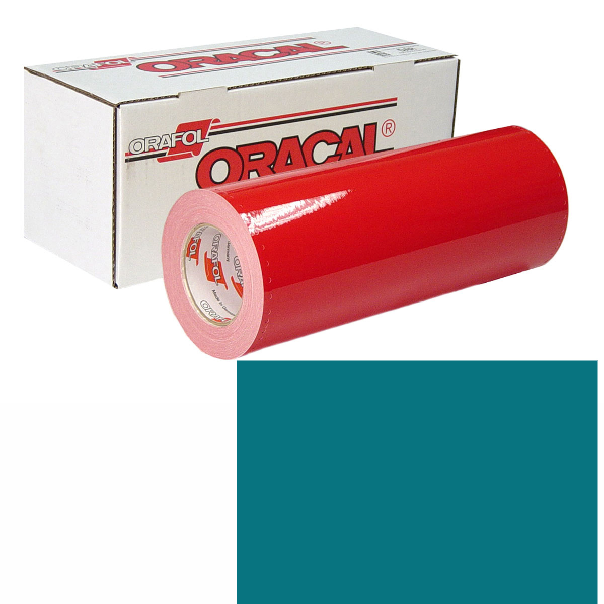 ORACAL 951M 30In X 50Yd 199 Turquoise Met