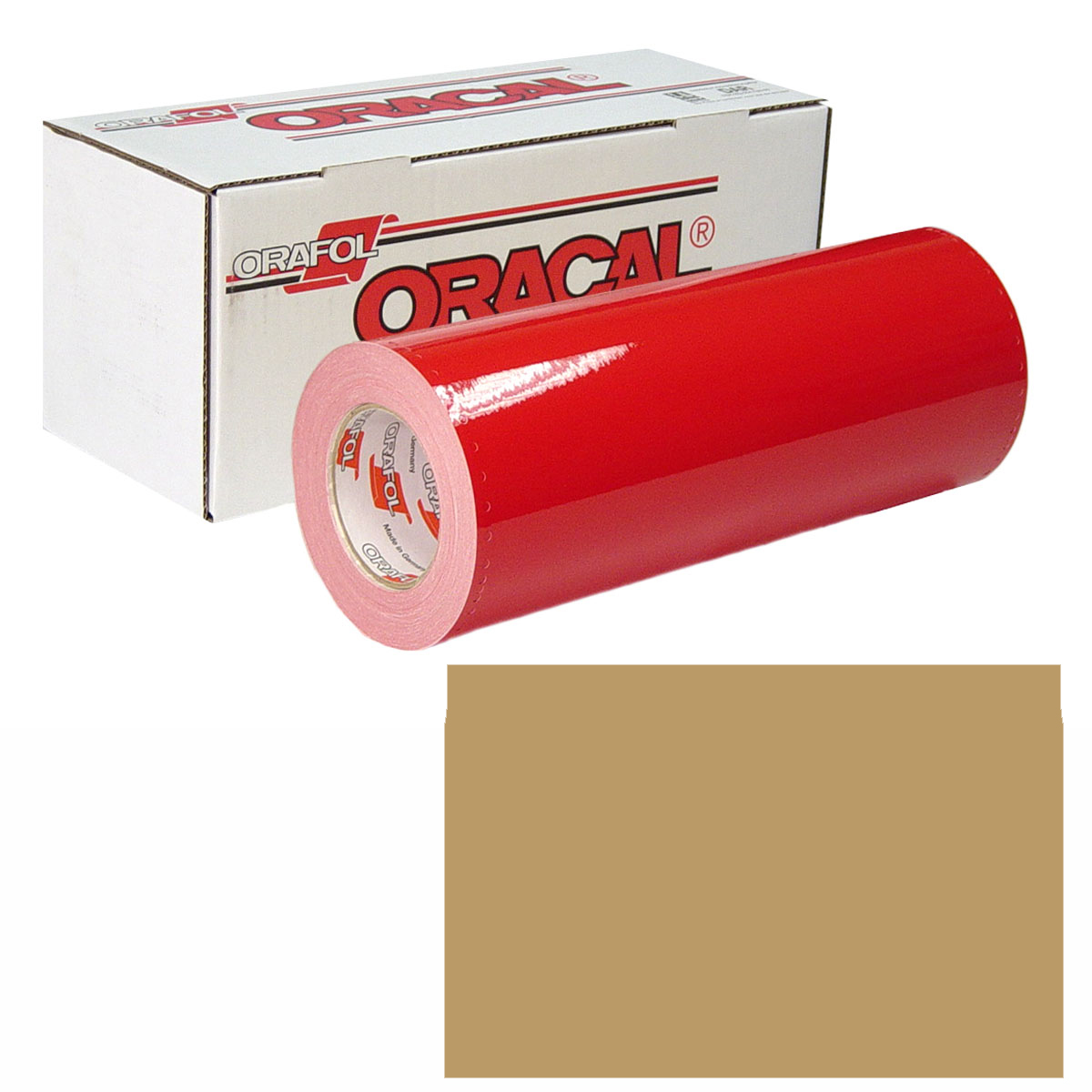 ORACAL 951M Unp 48in X 10yd 091 Gold