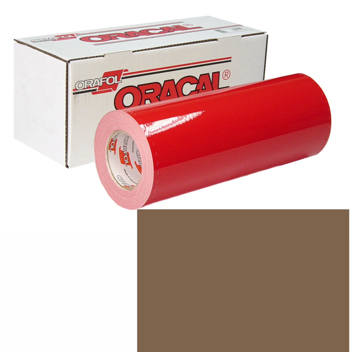 ORACAL 951M Unp 48in X 10yd 921 Bronze Antiqu