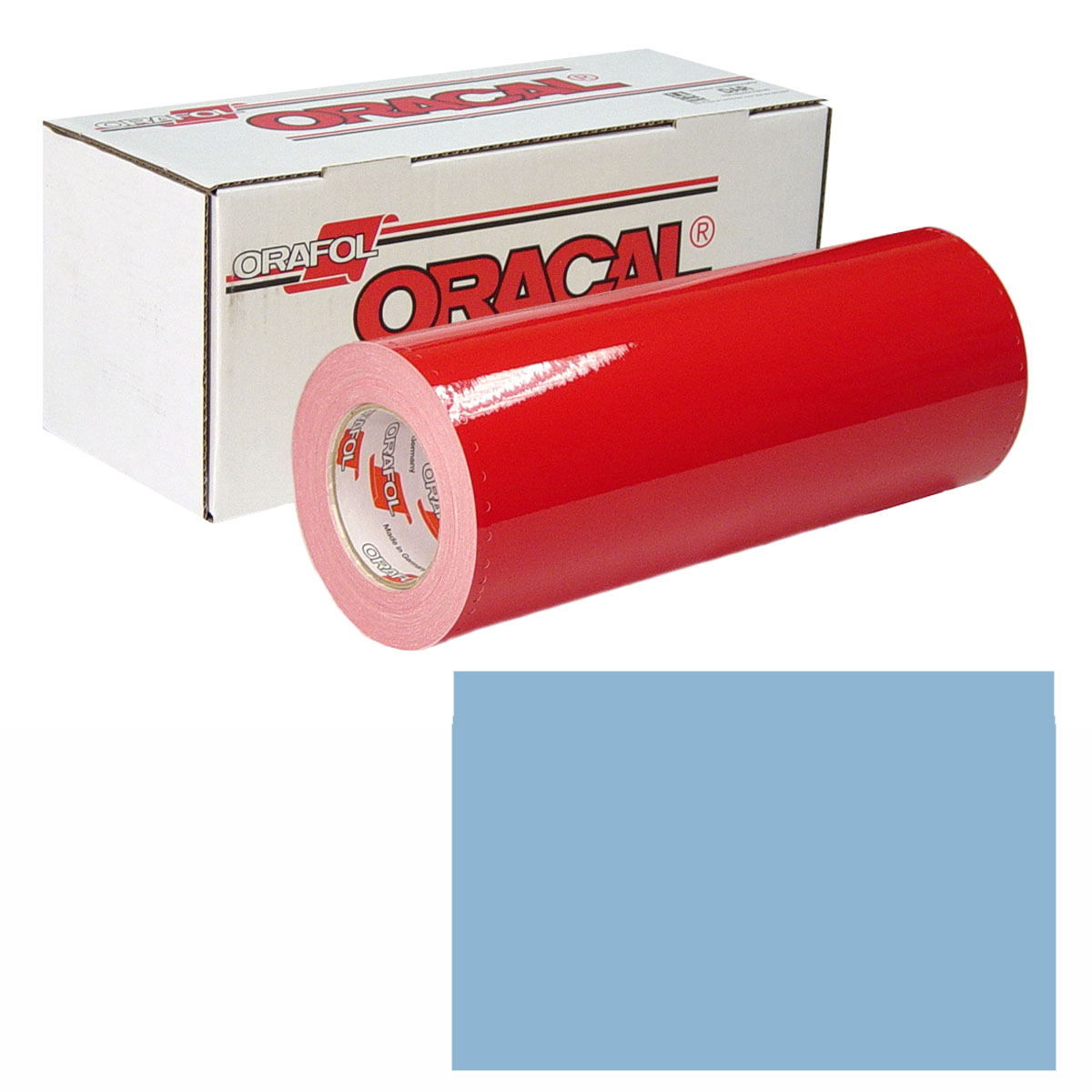 ORACAL 951M Unp 48in X 10yd 195 Dove Blue Met
