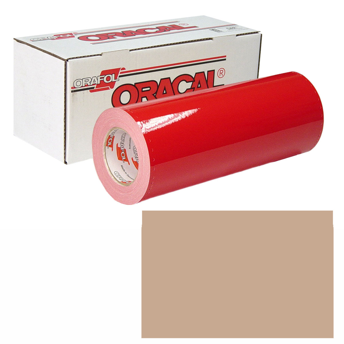 ORACAL 951M Unp 48in X 50yd 922 Brass