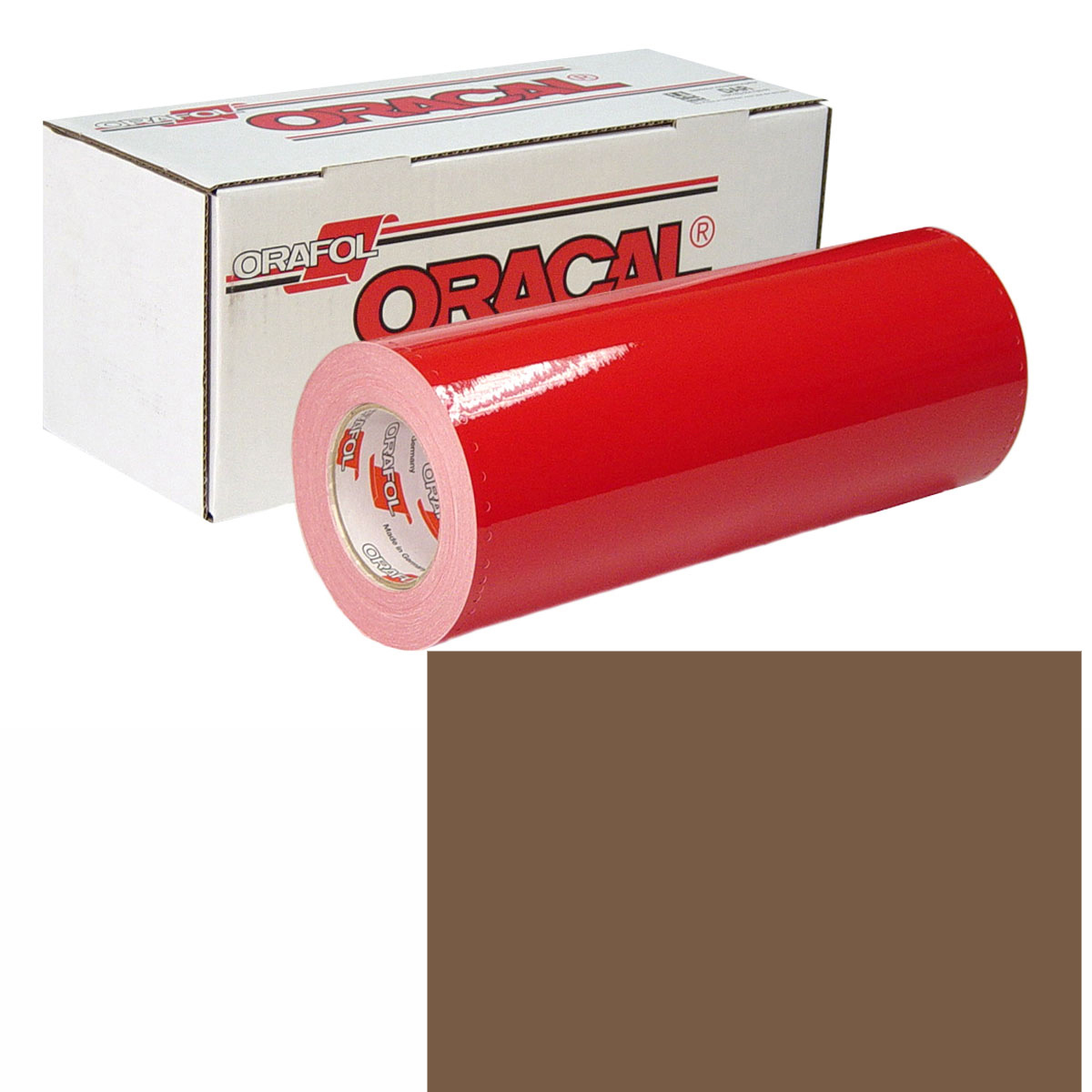 ORACAL 951M Unp 48In X 50Yd 921 Bronze Antiqu