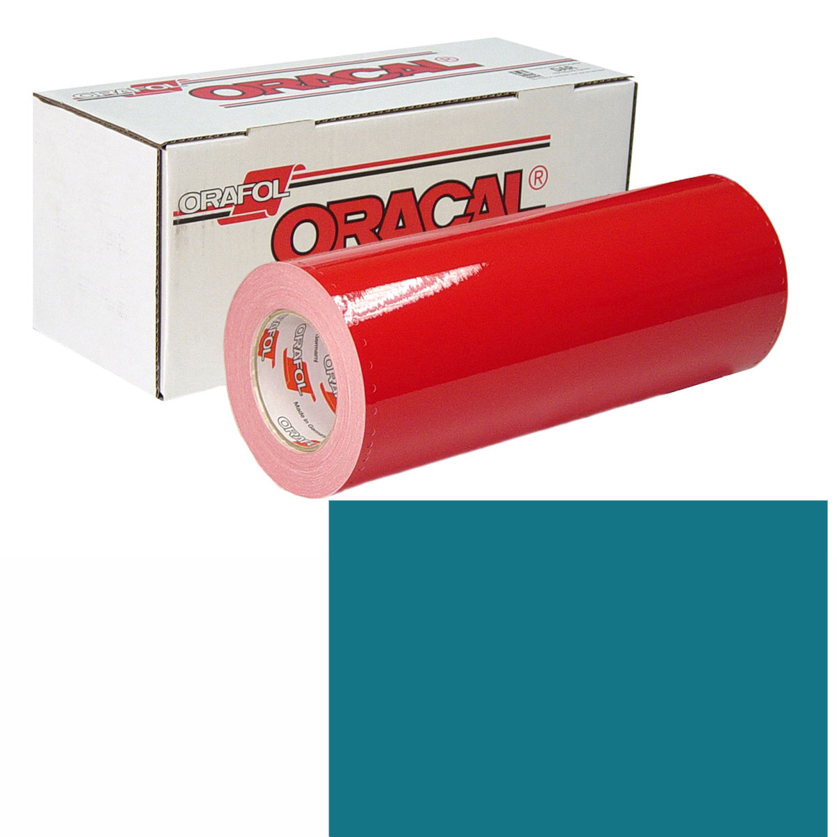 ORACAL 951M Unp 48in X 50yd 199 Turquoise Met