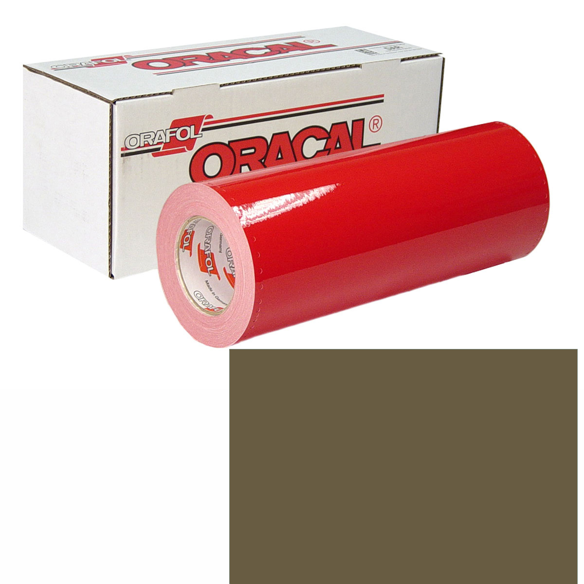 ORACAL 951M Unp 48In X 50Yd 680 Steppe Green