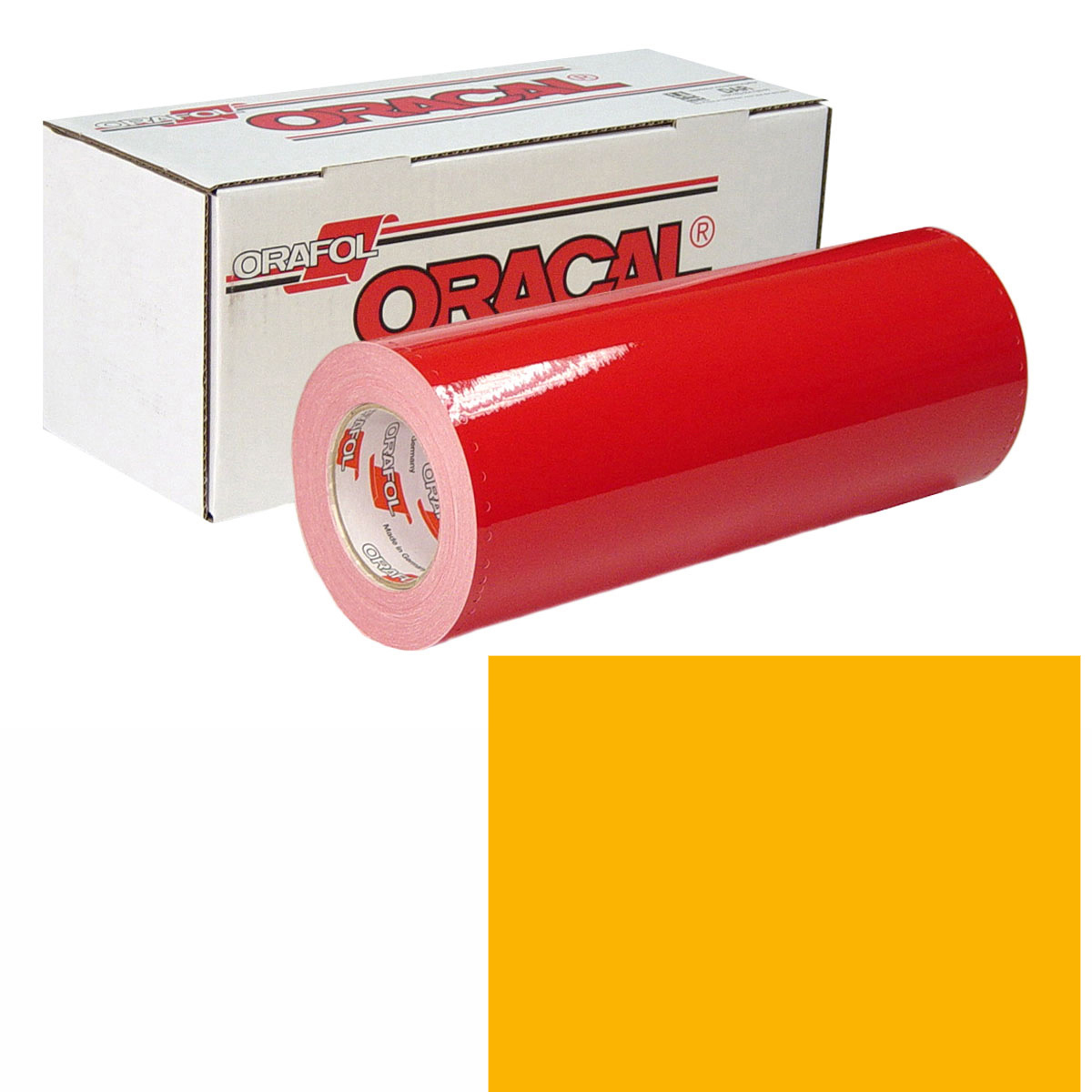 ORACAL 951 30In X 10Yd 219 Yolk Yellow