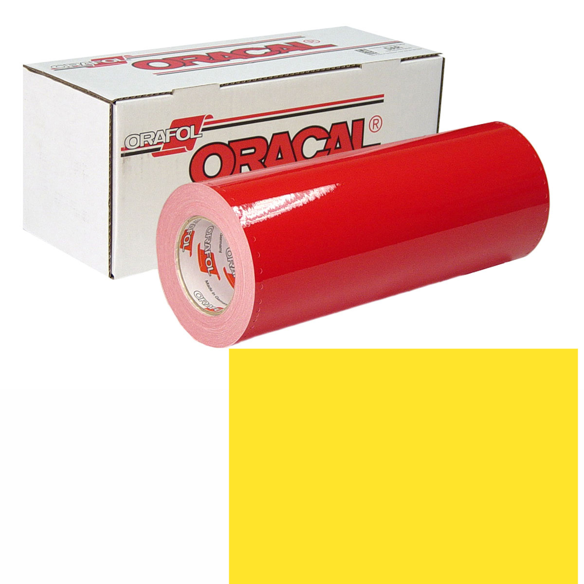 ORACAL 951 15in X 10yd 020 Golden Yellow