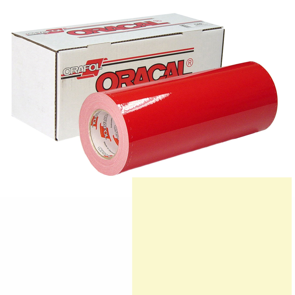 ORACAL 951 15In X 50Yd 804 Beige Brown