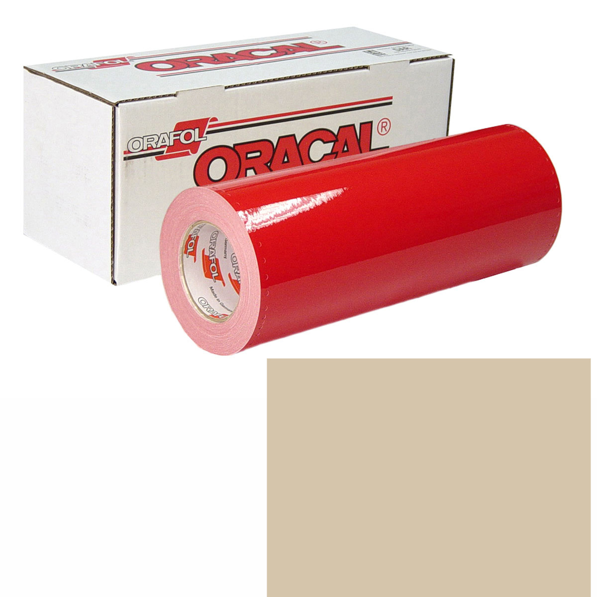 ORACAL 951 Unp 48In X 50Yd 816 Papyrus