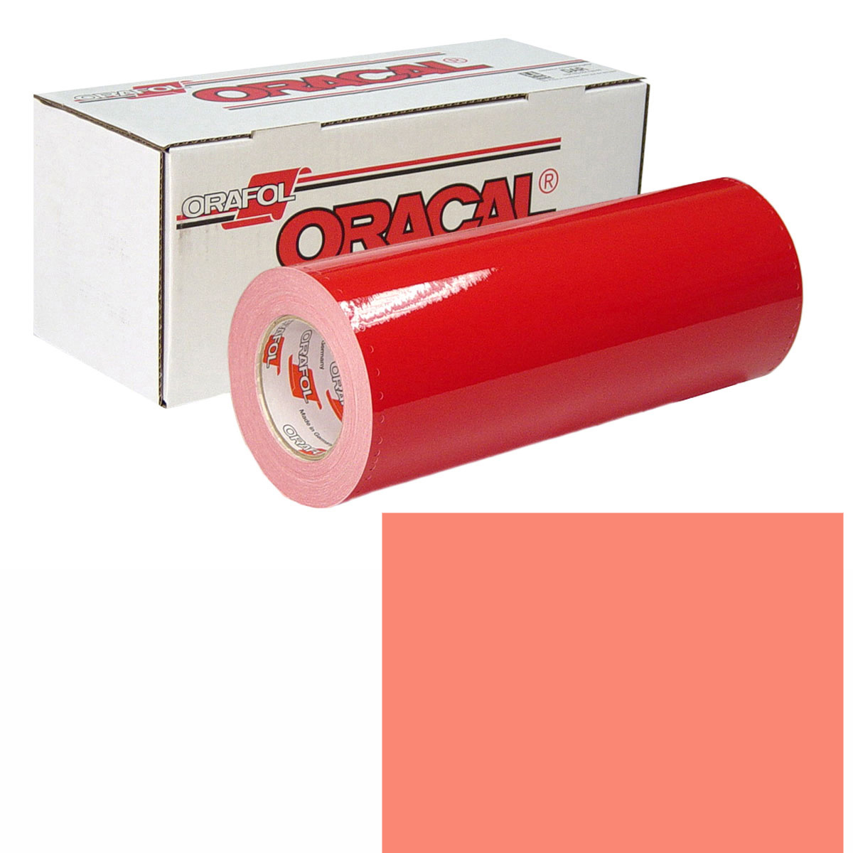ORACAL 951 30In X 10Yd 341 Coral