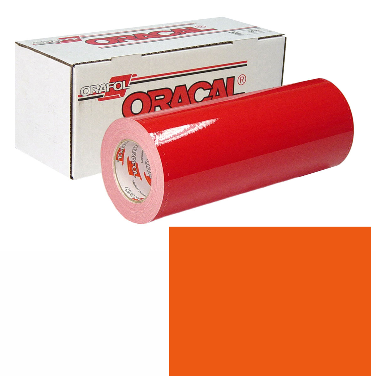 ORACAL 951 30In X 50Yd 333 Pure Orange