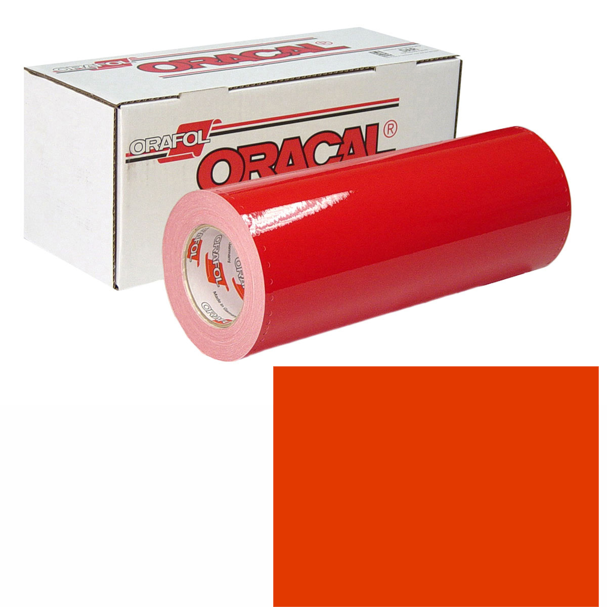ORACAL 951 Unp 48in X 10yd 335 Mars Red