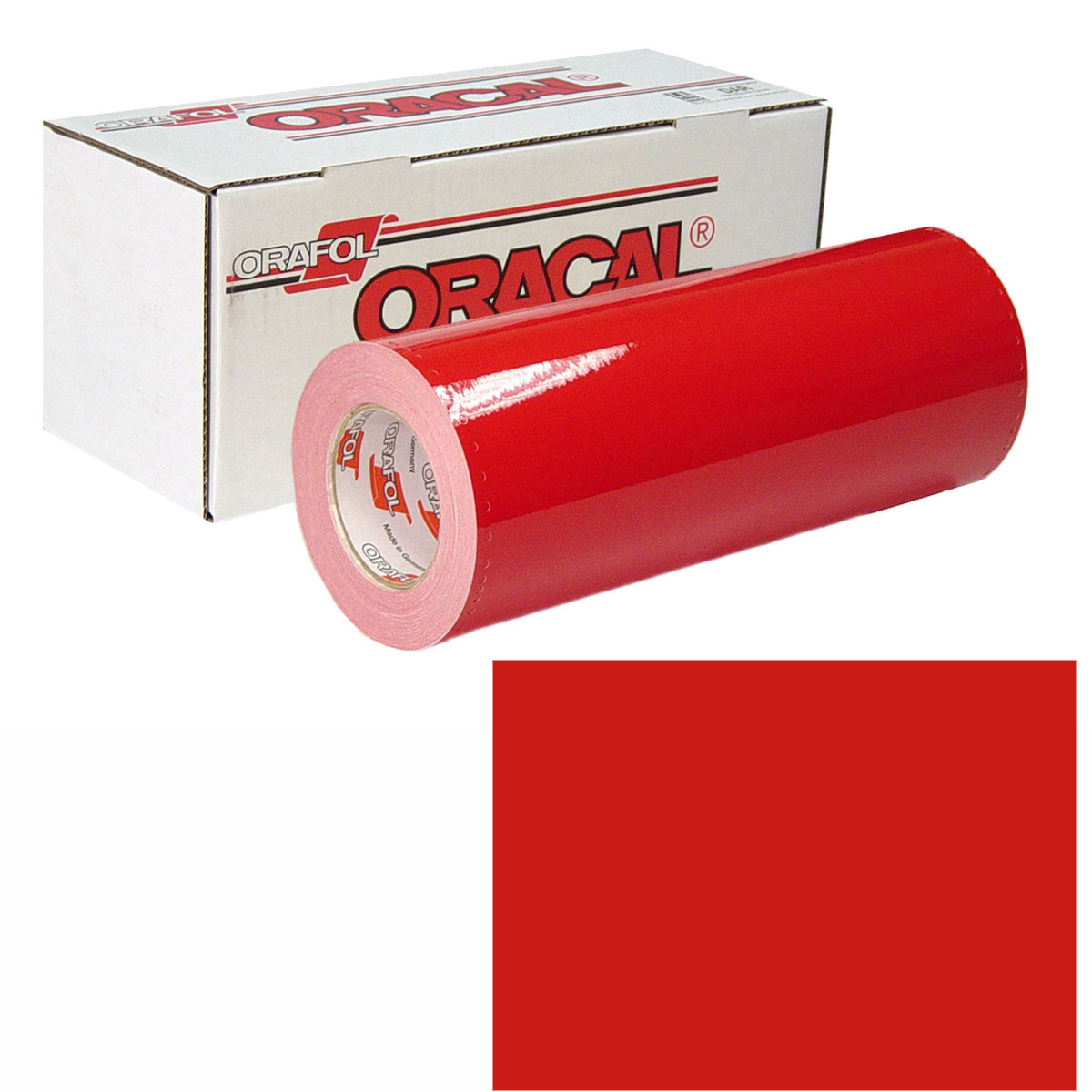 ORACAL 951 15In X 10Yd 324 Blood Red