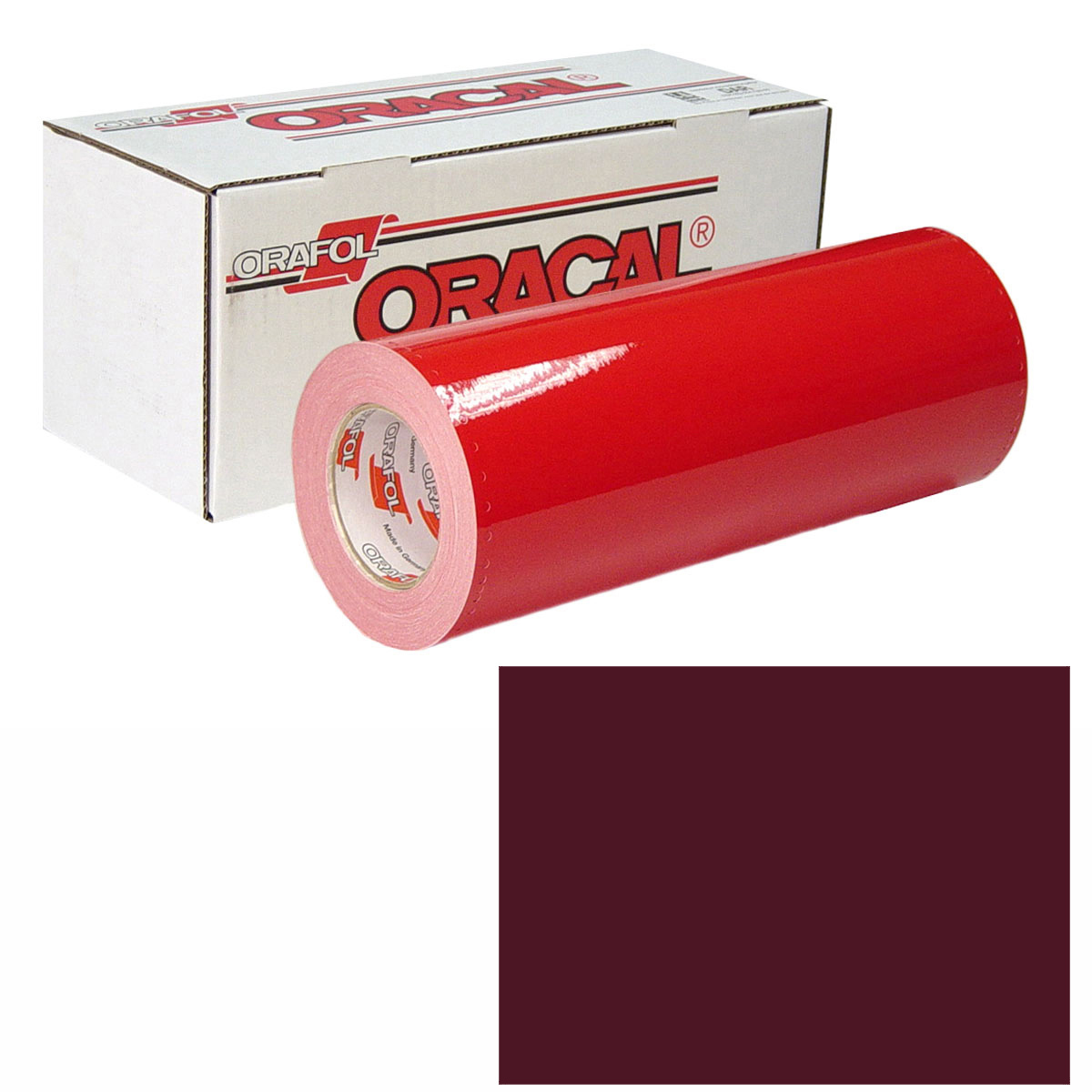 ORACAL 951 Unp 24In X 50Yd 340 Chestnut