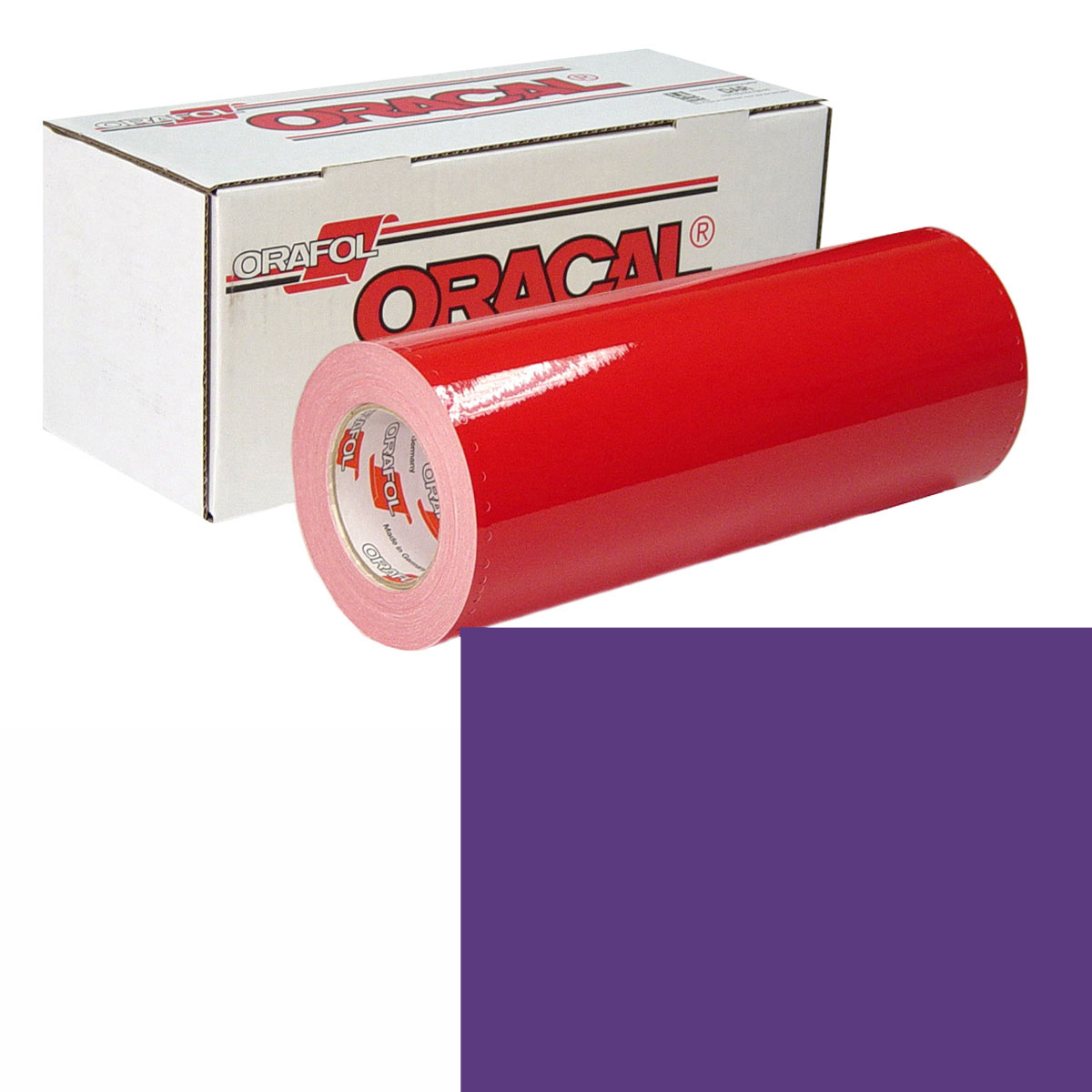 ORACAL 951 15in X 10yd 407 Deep Violet