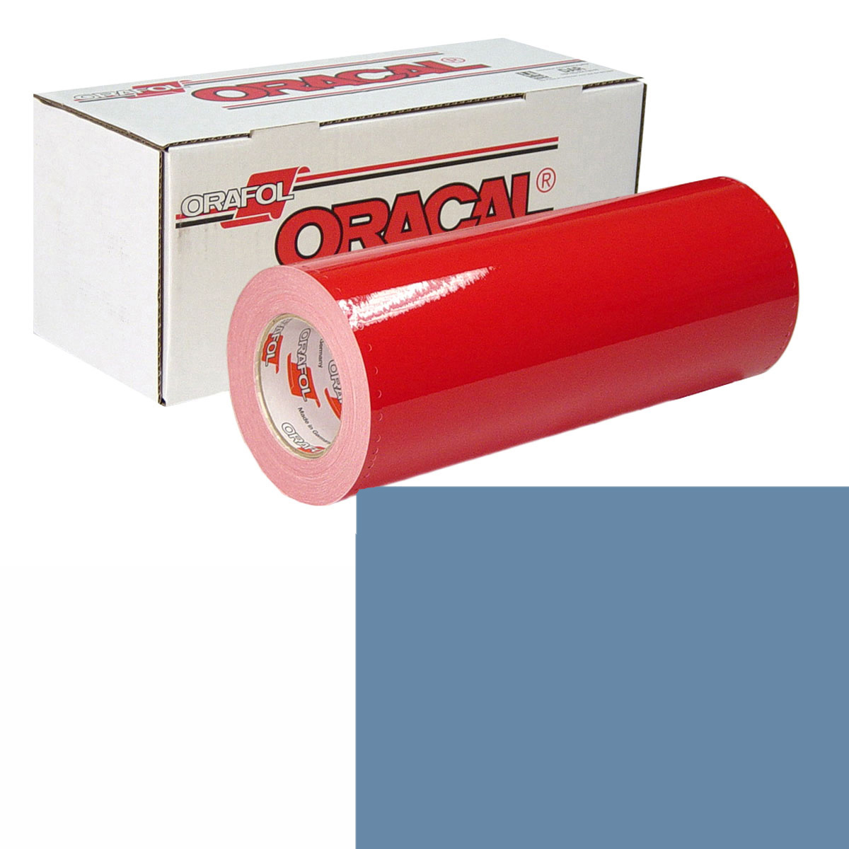 ORACAL 951 Unp 24In X 10Yd 549 Dove Blue