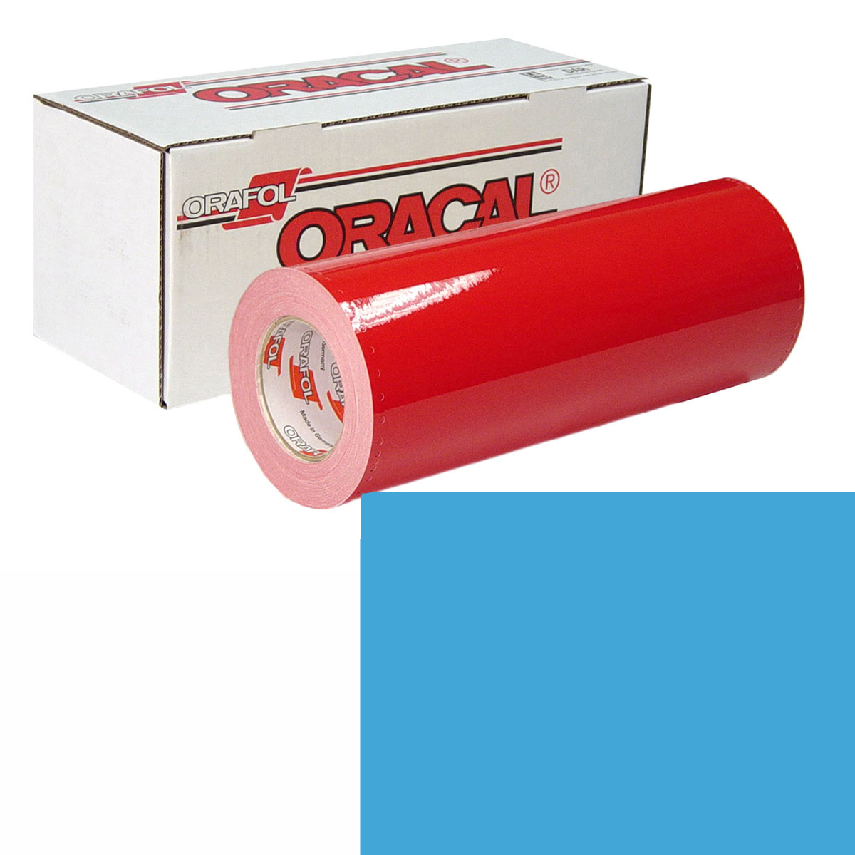 ORACAL 951 15In X 10Yd 056 Ice Blue