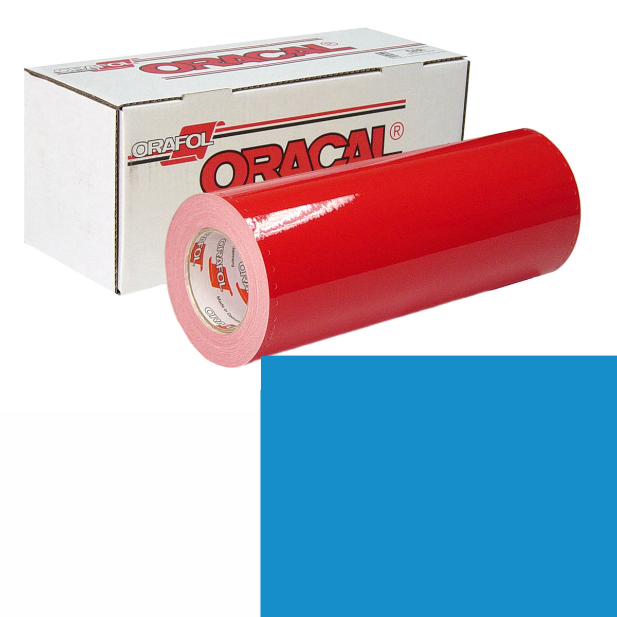 ORACAL 951 15in X 10yd 053 Light Blue