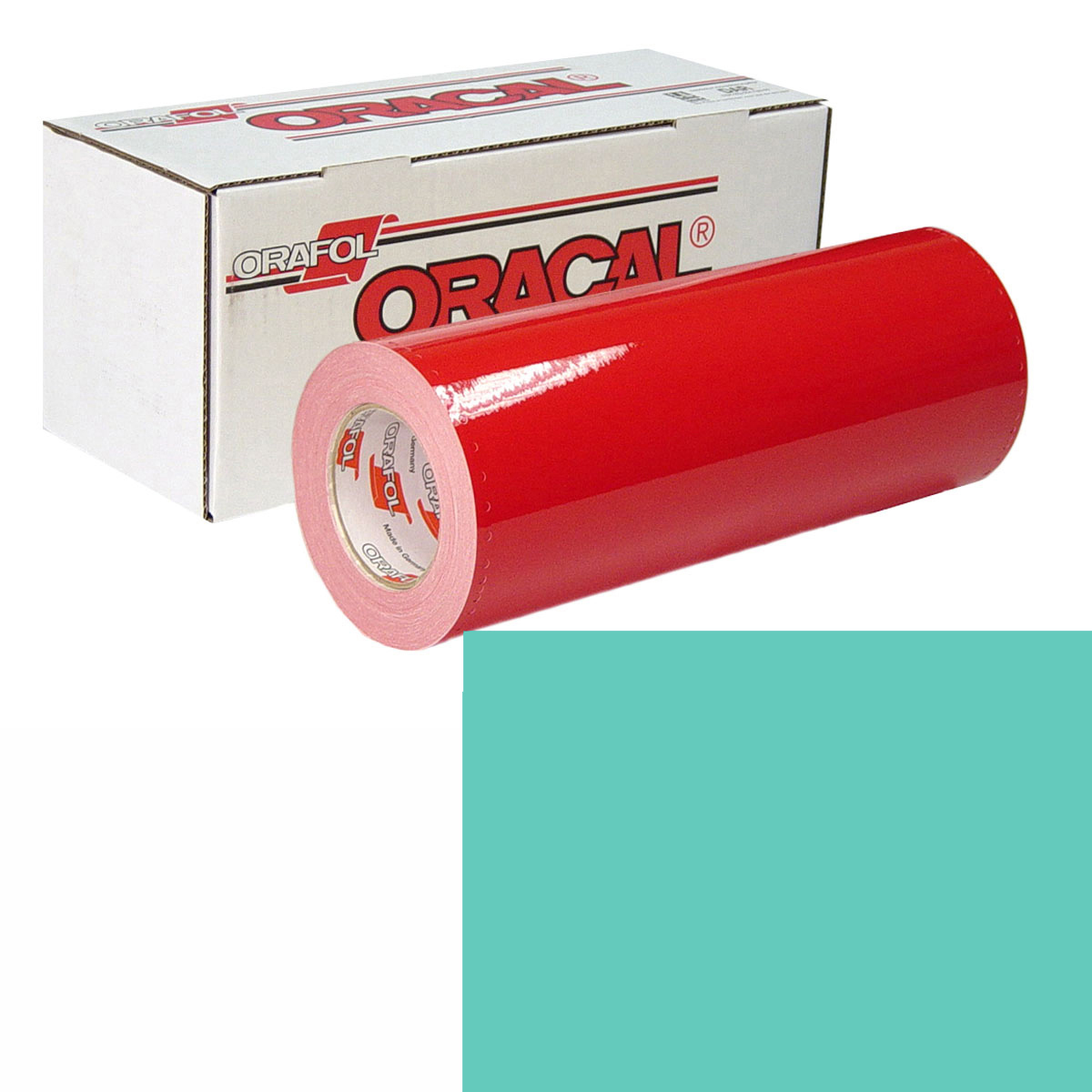 ORACAL 951 15in X 10yd 501 Mint Blue