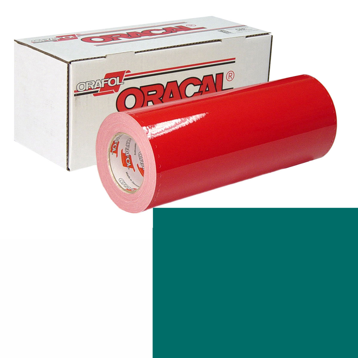 ORACAL 951 Unp 48In X 50Yd 628 Sea Green