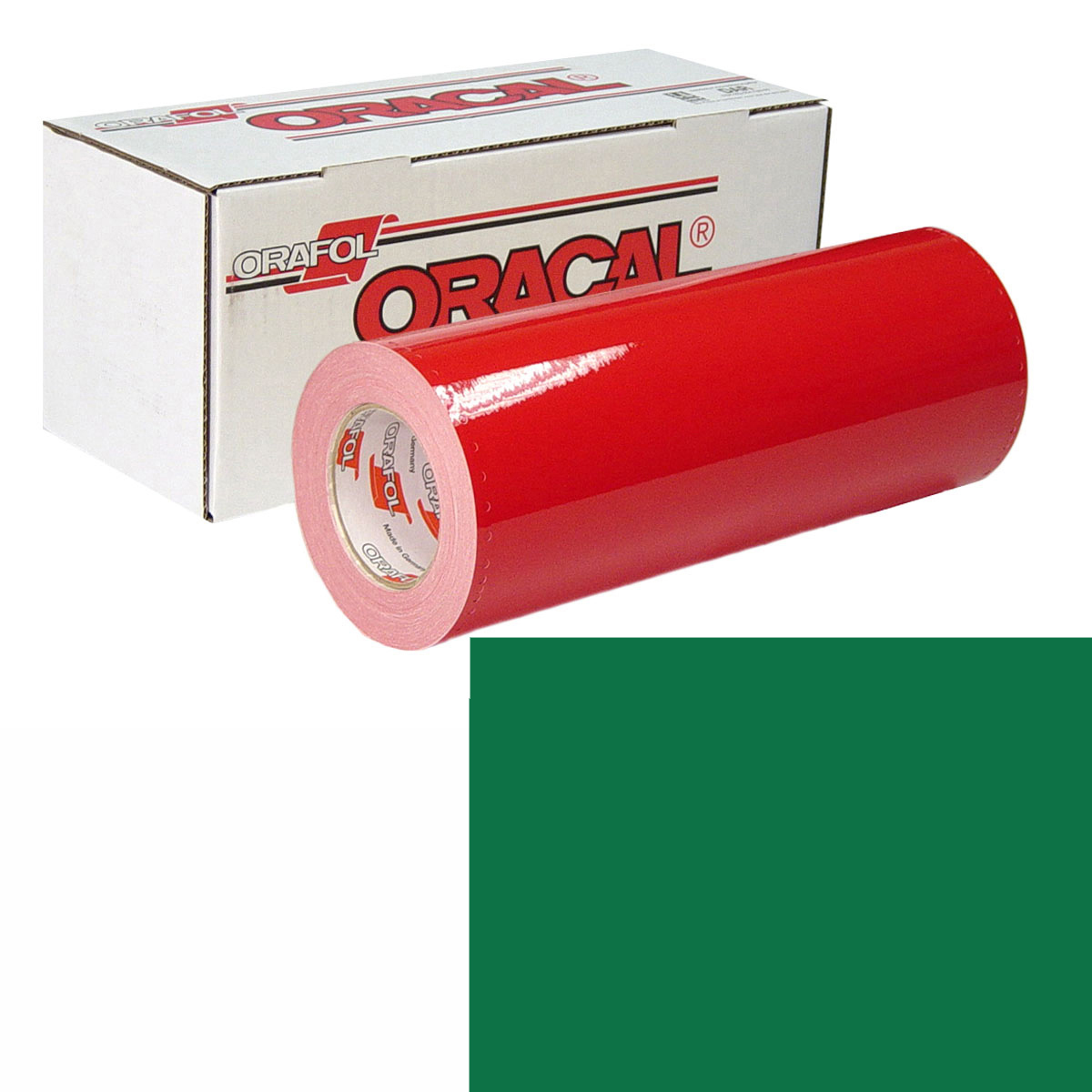 ORACAL 951 Unp 24In X 10Yd 604 Cactus Green
