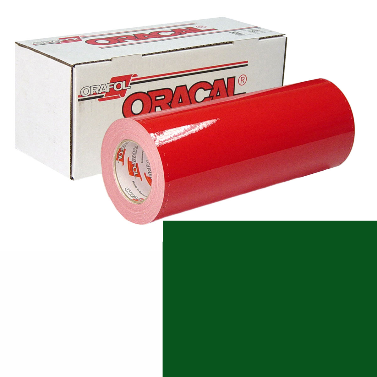 ORACAL 951 30in X 50yd 078 Leaf Green