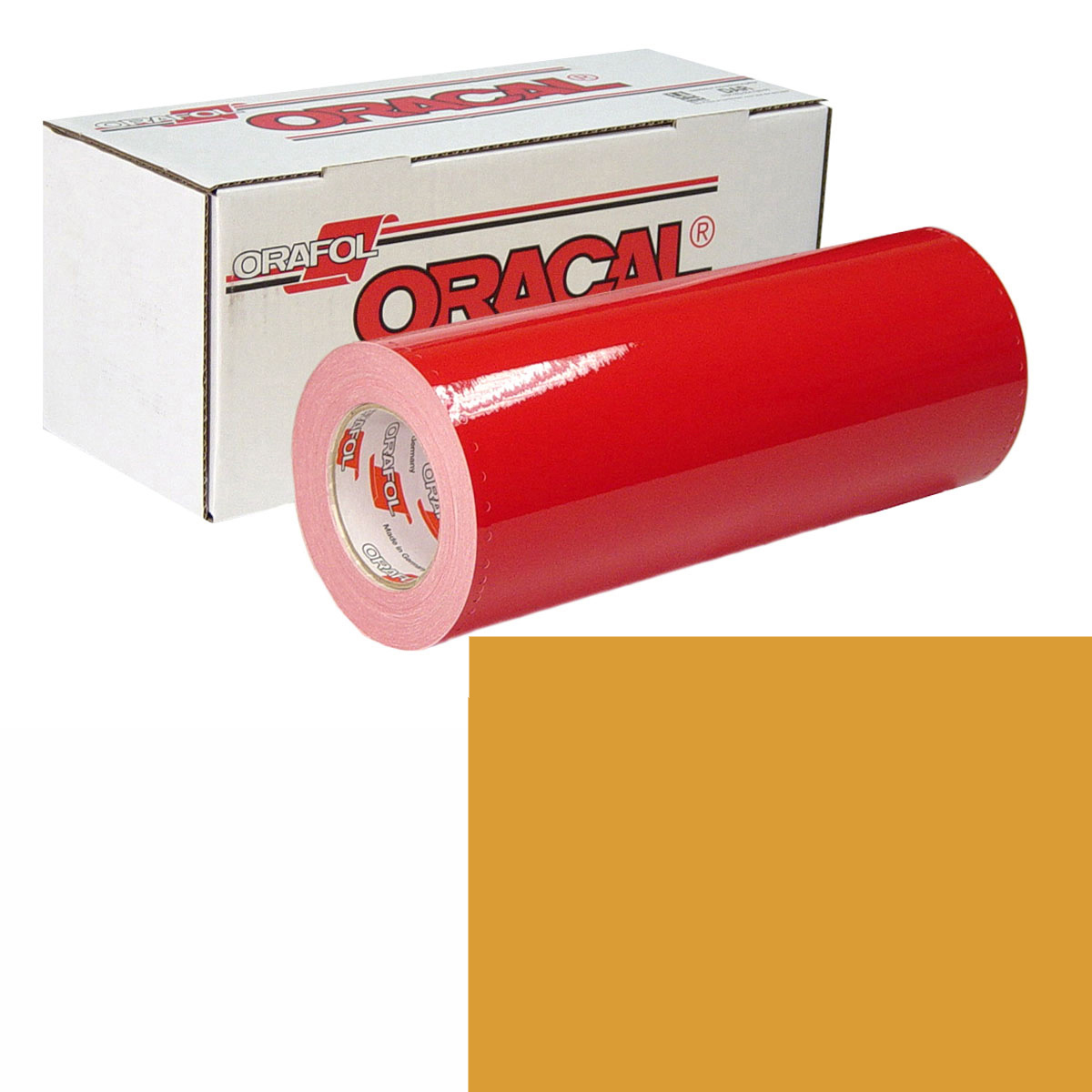 ORACAL 951 Unp 24In X 50Yd 820 Golden Brown