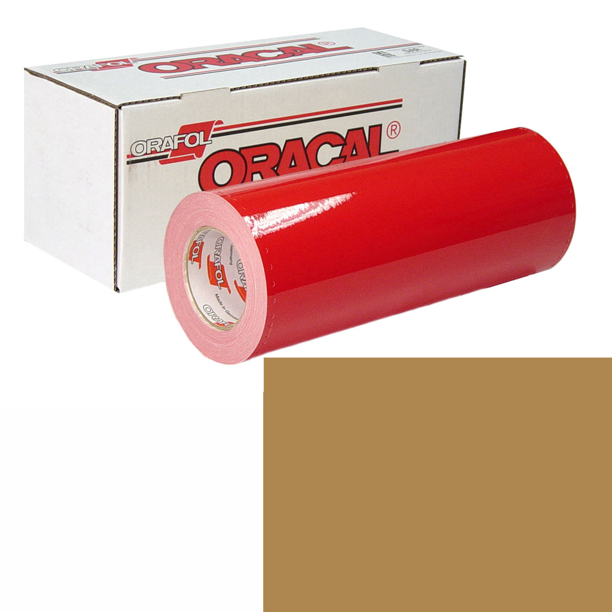 ORACAL 951 Unp 48In X 50Yd 811 Sahara Beige