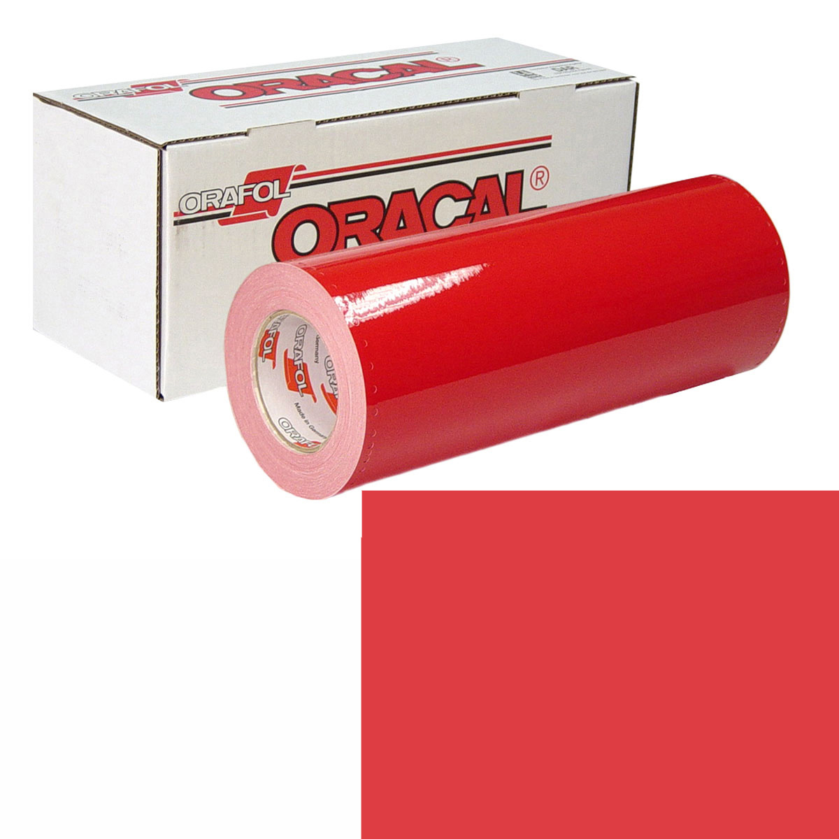 ORACAL 951 30In X 50Yd 347 Red Coral