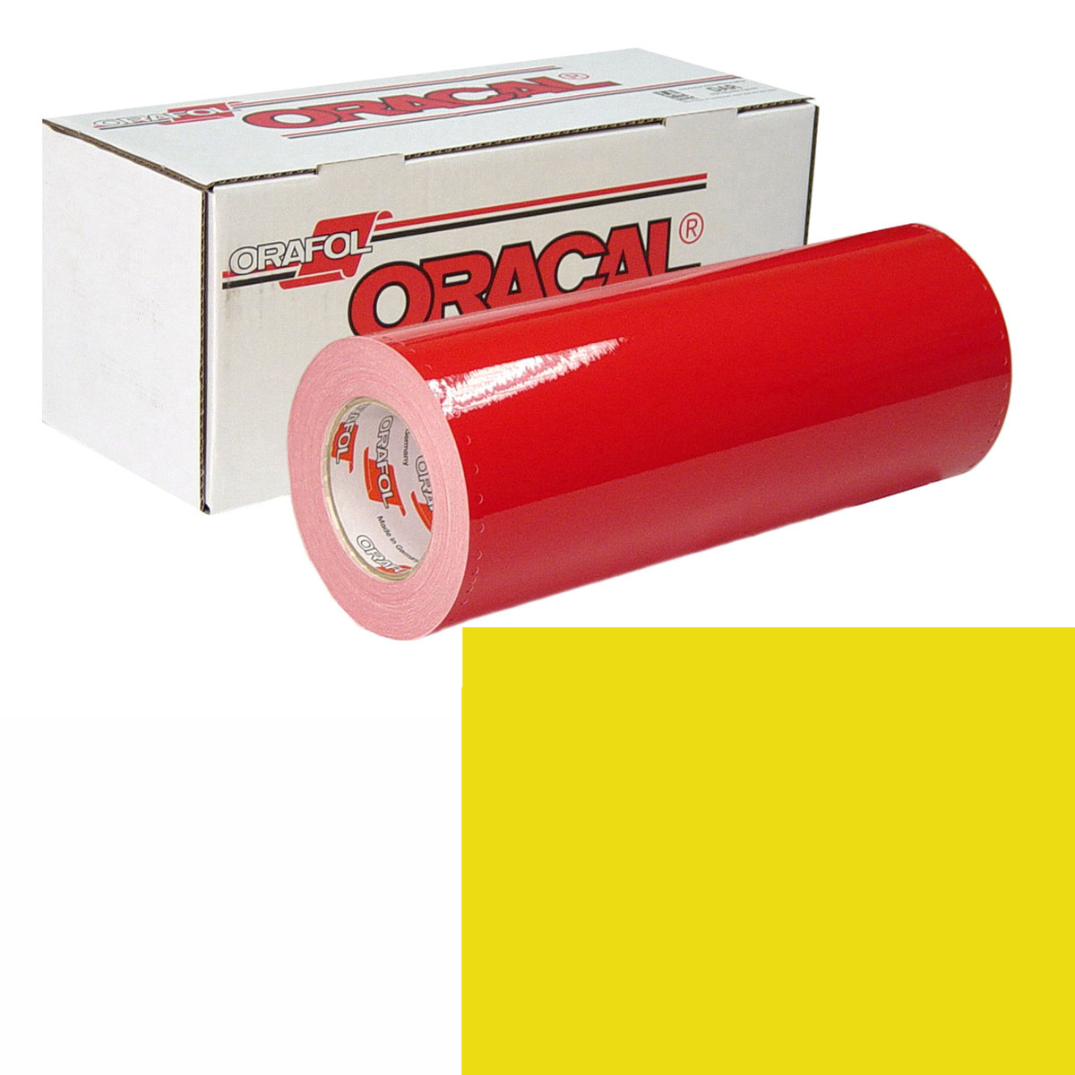 ORACAL 951 15In X 50Yd 201 Crocus Yellow