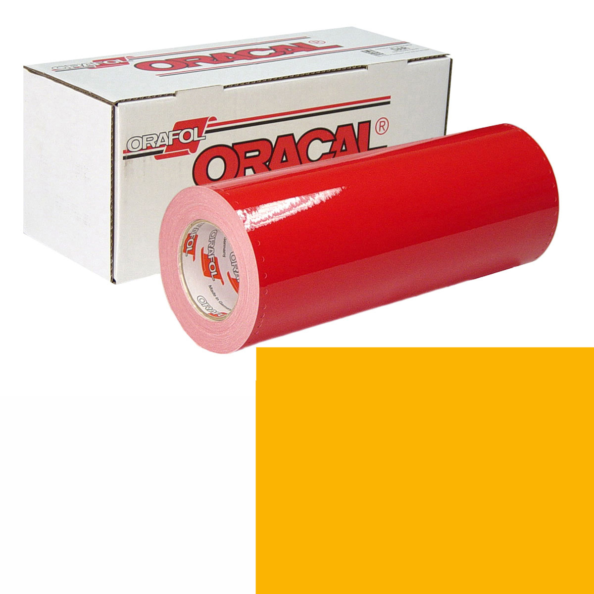 ORACAL 951 15In X 50Yd 219 Yolk Yellow